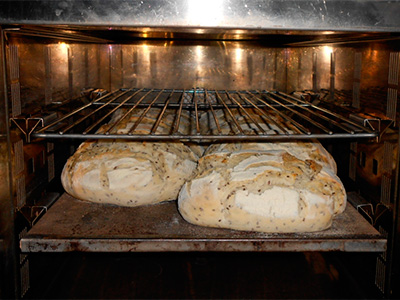pane-in-forno